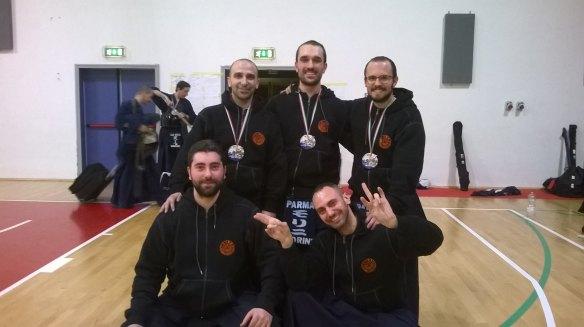 Parma Kendo Kai al 7° trofeo dell'Adriatico.