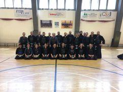 Foto di grupp allenamento regionale Reggio Emilia